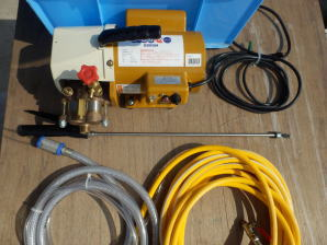 業務用エアコン専用高圧洗浄機