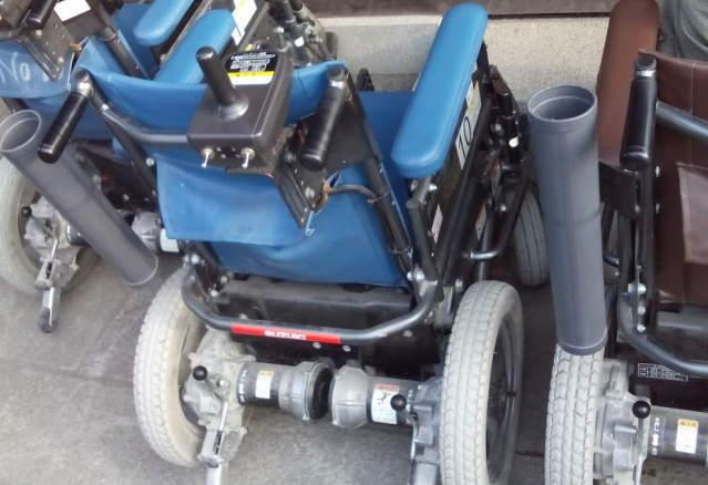 電動オフロード車椅子